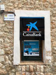 diese Bank ist so häufig vertreten, wie die Volksbank ...