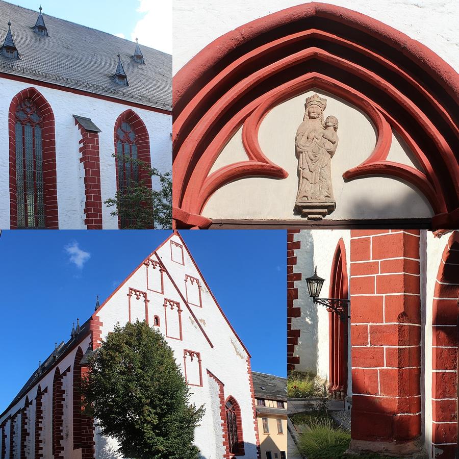 Diese ehemalige Franziskanerkirche St. Marien
