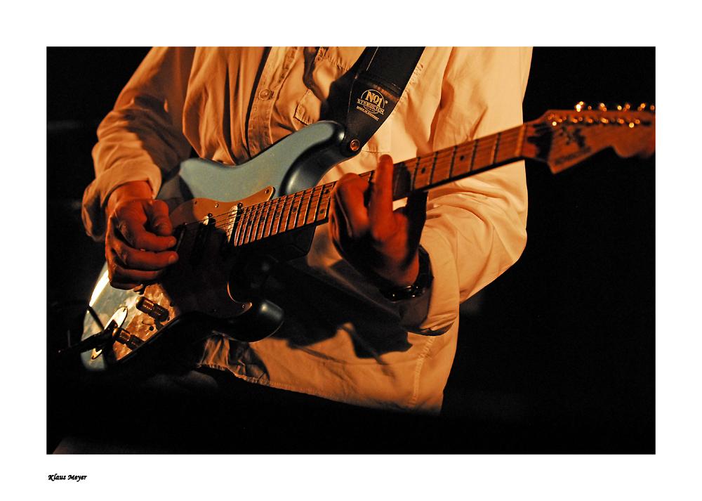 Diese Gitarre gehört ...