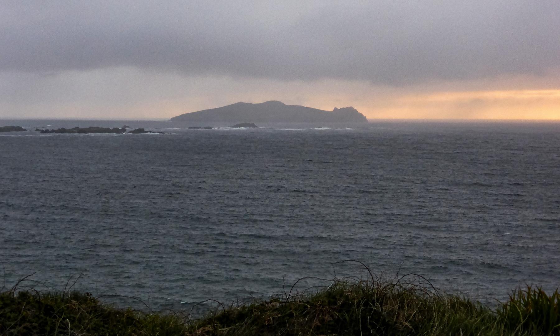 Diese Insel ....