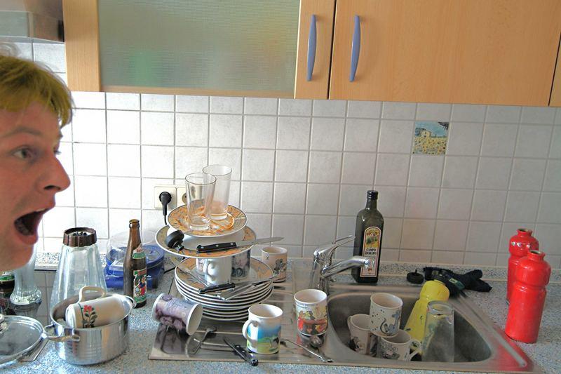 Diese Küche ist mein schlimmster Alptraum