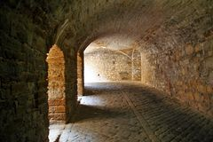 Diese Mauern haben sicher schon Jahrhunderte auf dem Buckel