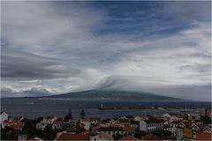 Diese starken Wolken ...