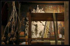 Diese Weberei ... - In the weaving mill of the monastery of Lüneburg