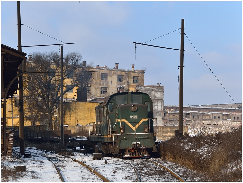 Diesel im Winter