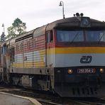 "diesel train - ,,Bardotka"""