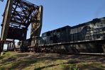 Diesel Train in Louisiana