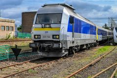 Diesellok Baureihe 223