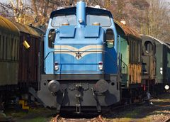 Diesellok V1