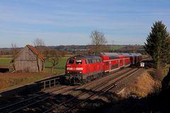 Dieselparadies Südbahn