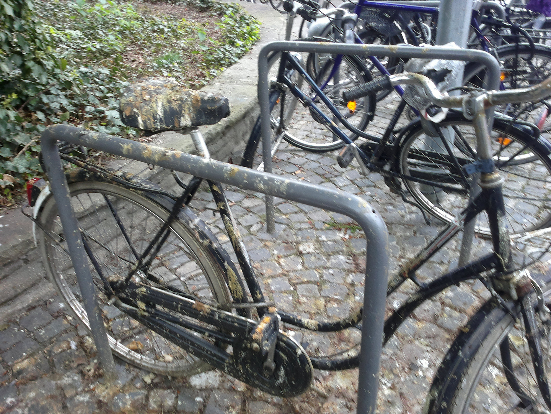 "Diesem Fahrrad geht`s ""BESCHISSEN"""