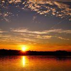 Diesen Sonnenuntergang...