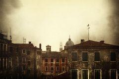 Dieser Bick über Venedigs Dächer...