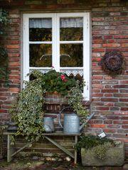 Dieser Garten wächst mit Liebe, .......