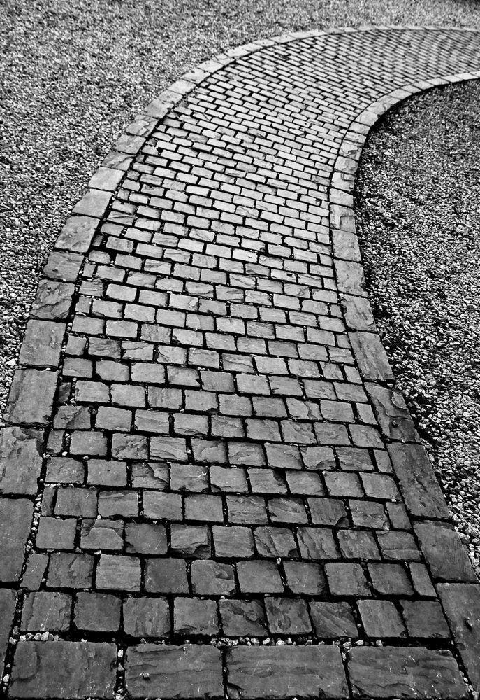 Dieser Weg.....