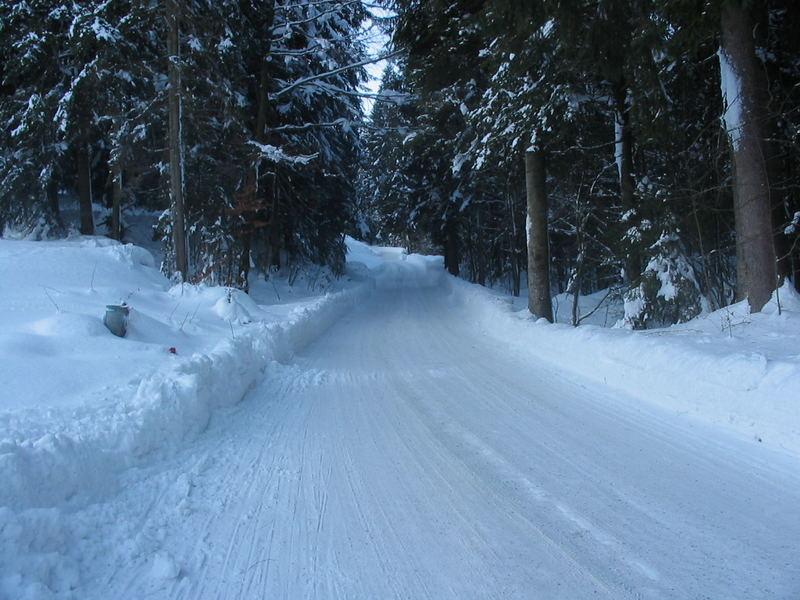 Dieser Weg, wird kein leichter sein...