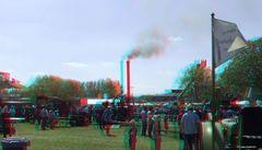Dieses Jahr fand im Ziegeleipark Mildenberg wieder ein Dampfspektakel statt