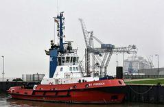 Diesmal Bremerhaven