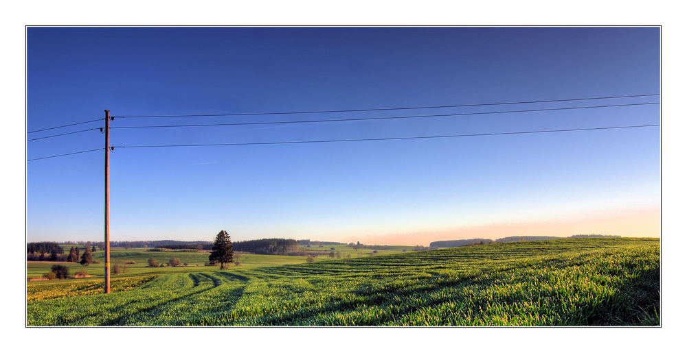 Diessener Landschaften 2