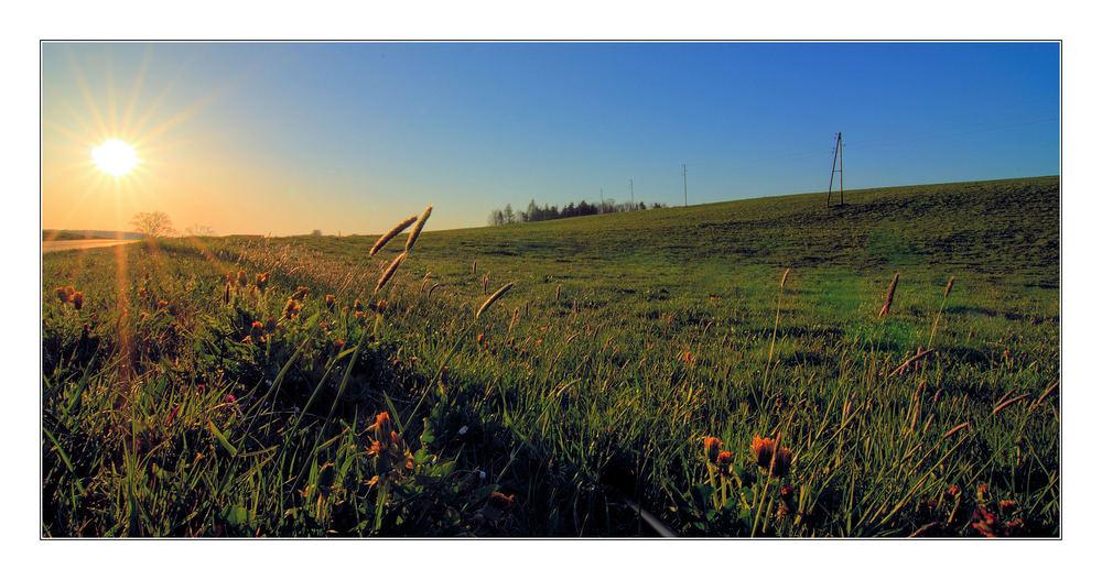 Diessener Landschaften 4