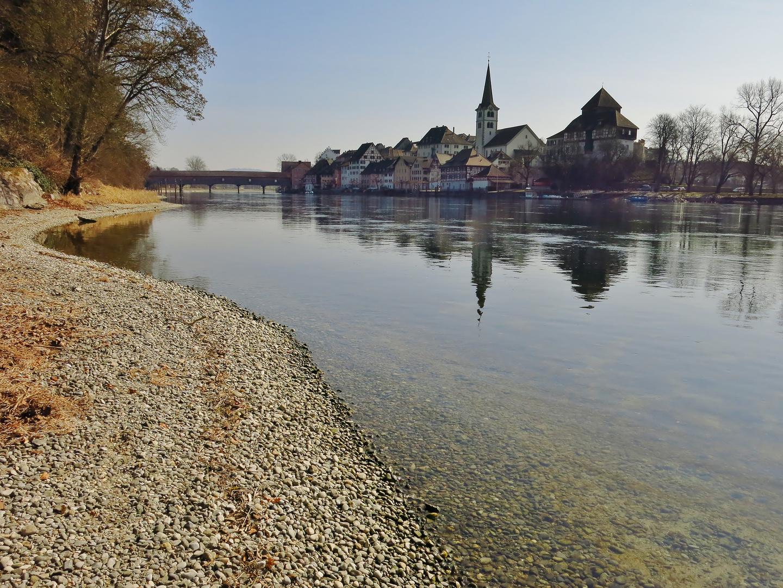 Diessenhofen am Rhein