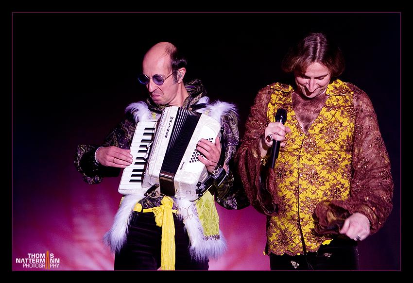 Dieter Thomas Kuhn - Musik ist Trumpf Tour 2008