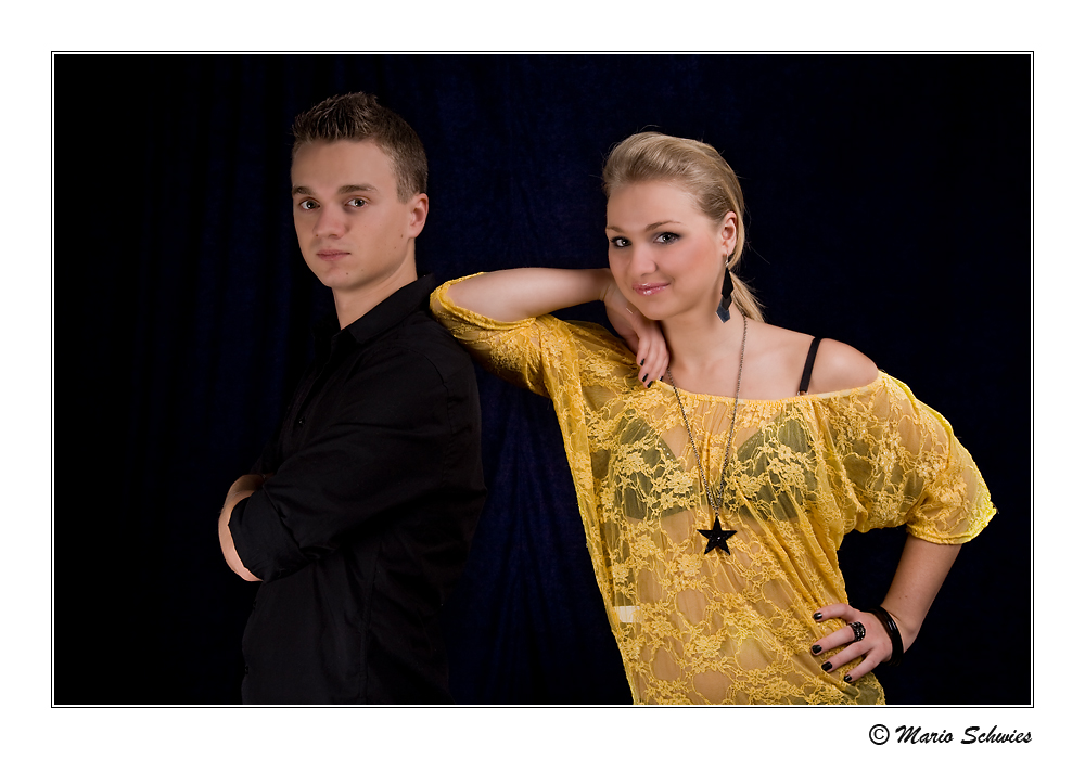 Dieter und Natalia