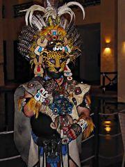Dieu jaguar Balam