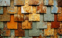 different colors of stone