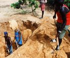 Digging before building - Bayakh