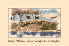 """Digiart-Challenge 135 """"Crazy Holiday"""""""