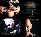 """.Digipak Design Michael Antony Austin new Album """" This Illustrated Life"""""""