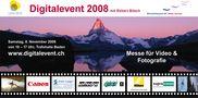 Digital Event 2008 von Fabian Hagenbuch