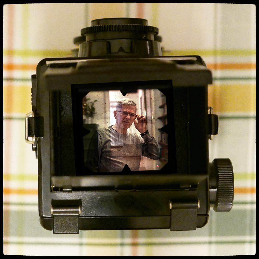digitalanloges selfy.