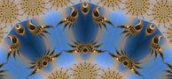 digitale Paradiesvögel von Günter Walther