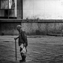 dignity in getting old