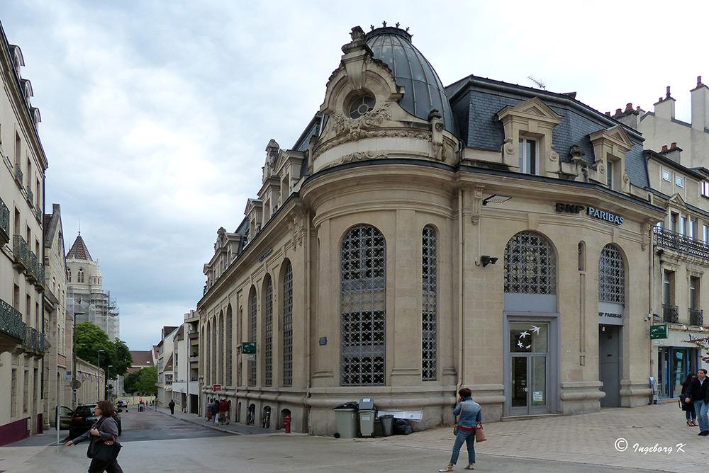 Dijon - Bank BNP Paribas