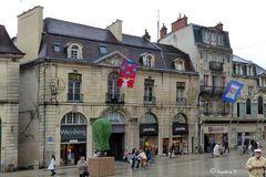 Dijon - Im Zentrum der Stadt
