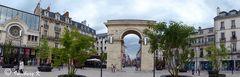 Dijon - Panoramaaufnahme mit Kameraprogramm
