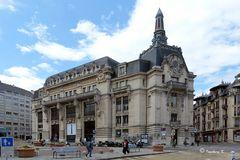 Dijon - Telegrafen- und Postamt