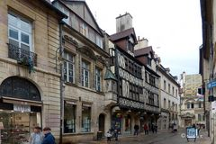 Dijon - Zentrum - Einkaufsstraße