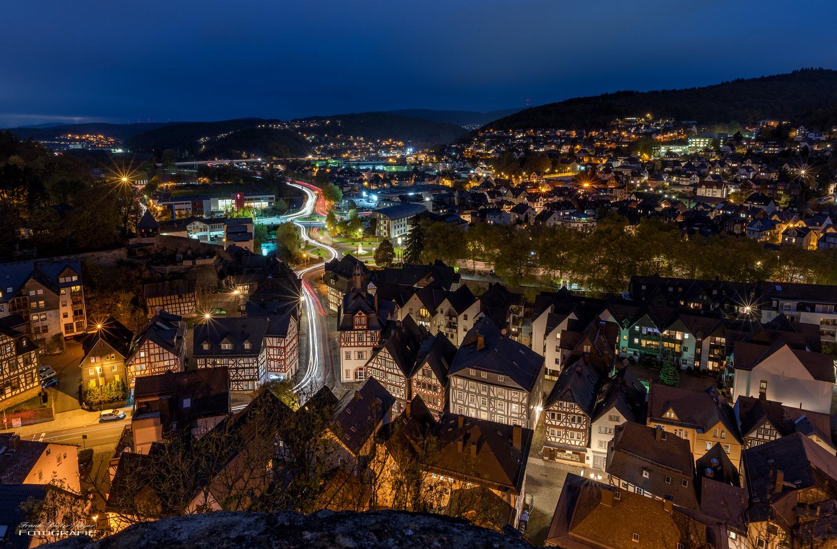Dillenburg - Blick vom Wilhelmsturm