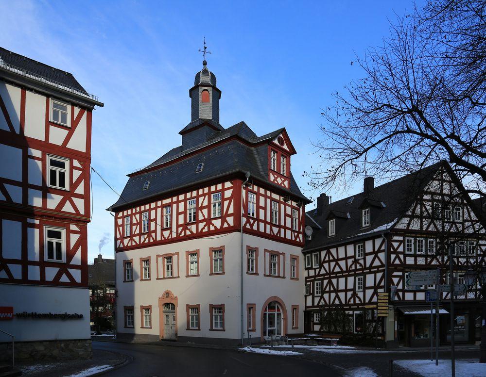 Dillenburg (II) - Altes Rathaus