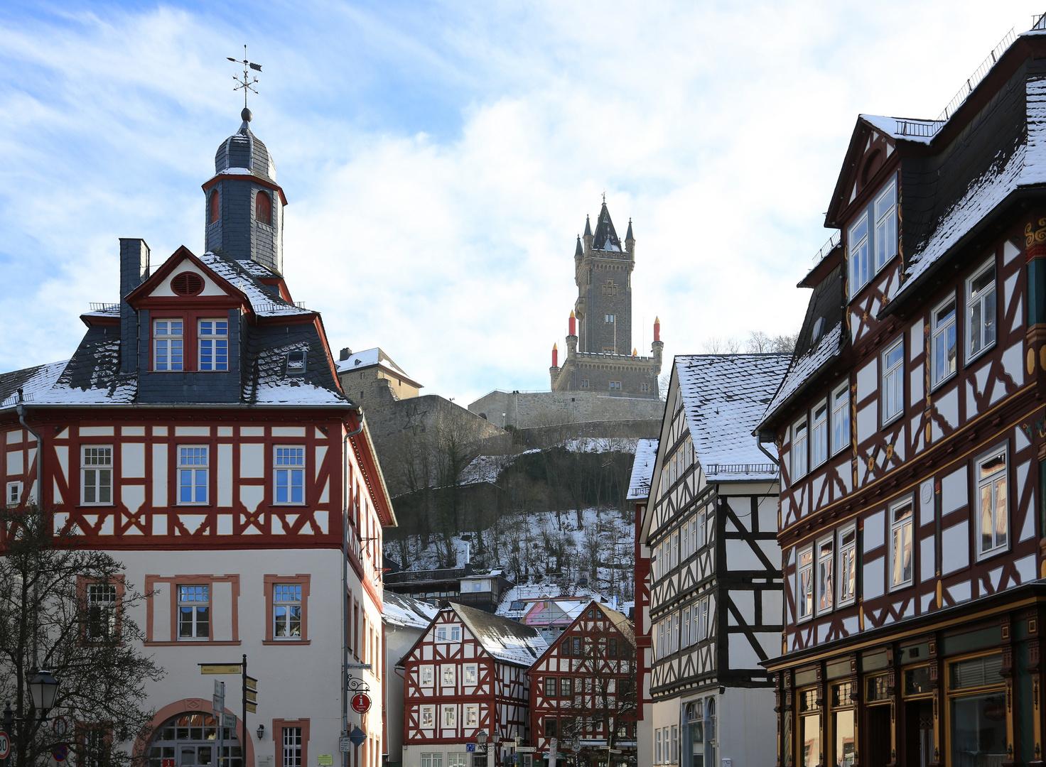 Dillenburg (IV) - Altstadt und Wilhelmsturm