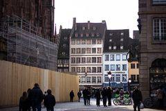 Dimanche après midi - Rendez vous à Strasbourg
