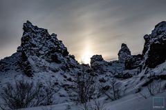 Dimmuborgir  -  dunkle Burgen