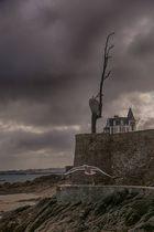 Dinard en face de St Malo