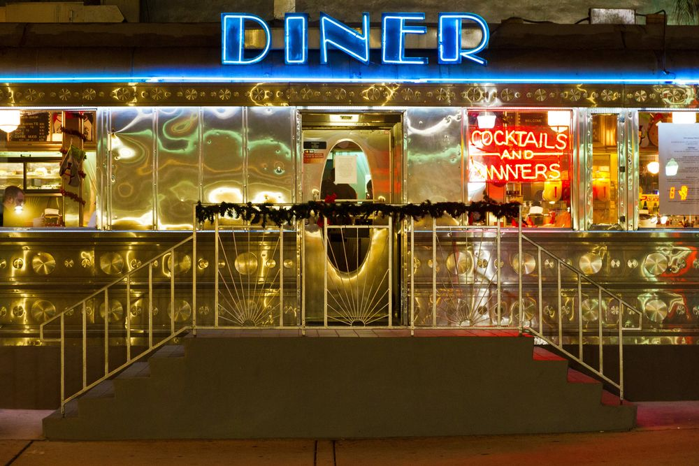 Diner ready for Xmas