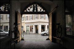 Dinkelsbühl Fischer´s Zunft-Bäckerei Cafe