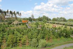 Dinopark im Tierpark Germendorf